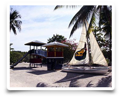 Spielplatz - Bungalow Resort Whispering Palms Philippines