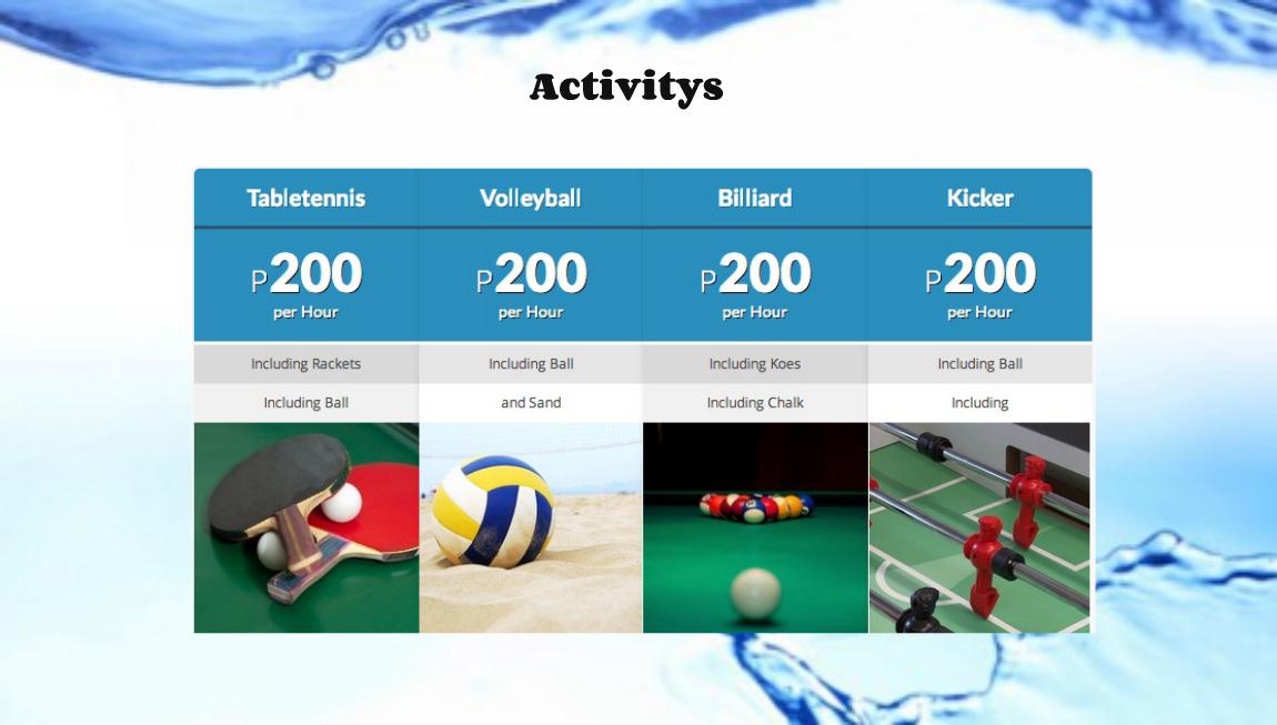 Activitys